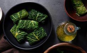 come cucinare verza, padella, stufata
