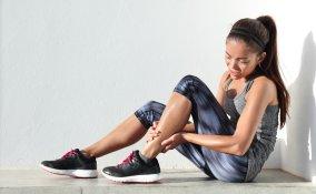 strappo muscolare, stiramento, rimedi naturali