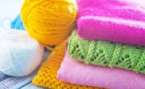 riciclo creativo vestiti, vestiti invernali