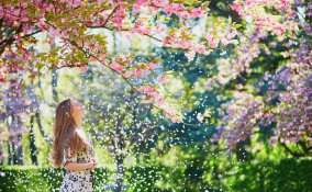 benvenuta primavera, frasi primavera