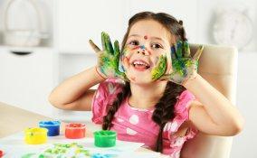 tecniche pittura bambini
