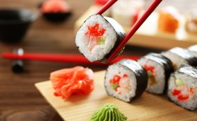 riso per sushi, cucina, ricette