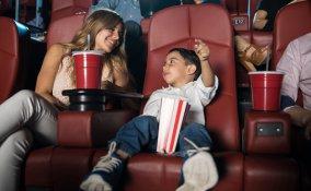 bambini al cinema
