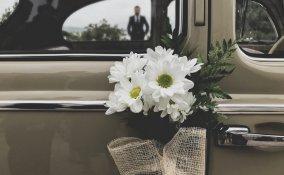 macchina sposi