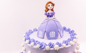 torte principesse pasta di zucchero, decorazioni principesse pasta di zucchero