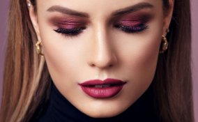 trucco sera, make-up, grandi occasioni