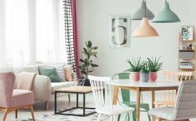 arredamento, colori pastello, arredare casa