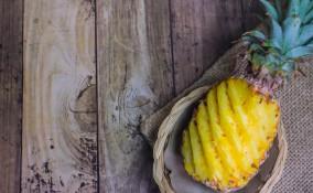 come tagliare ananas