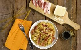 pasta alla gricia, cucina laziale, ricetta
