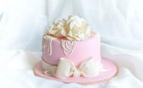torte pasta di zucchero, torte a forma di cappello, cappello pasta di zucchero