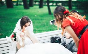 sposa, testimone