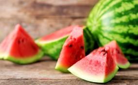 anguria, frutta