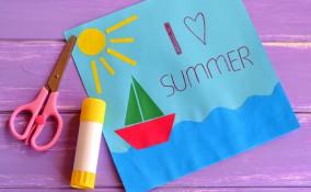 lavoretti estivi per bambini