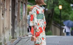 come si indossa kimono