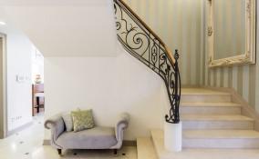 arredamento, stile liberty, casa classica