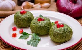 pkhali, spinaci, ricetta