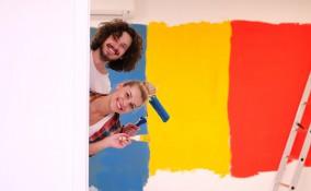 come dipingere pareti