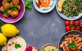 cucina etnica, ricette