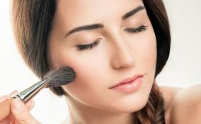 trucco, viso tondo, make-up correttivo