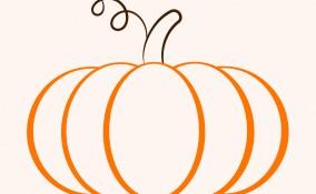 Come disegnare una zucca per bambini e il party di Halloween