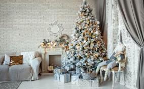 albero di natale 2018 tendenze, albero di natale 2018 colori