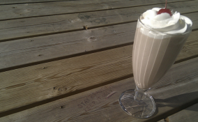 Milkshake, la ricetta golosa per bambini