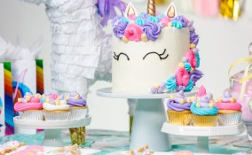 torta unicorno arcobaleno, torta unicorno, unicorn cake