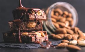 croccante, mandorle, cioccolato