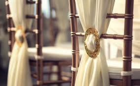 addobbi matrimonio colore oro, matrimonio a tema oro, matrimonio oro
