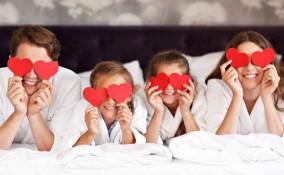 san valentino, bambini, vita di coppia