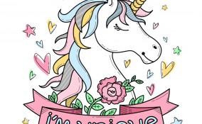 tatuaggi, unicorno, immagini