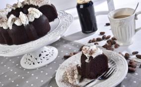 torta birra cioccolato, san patrizio, ricetta
