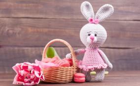 coniglietto amigurumi, coniglio amigurumi, coniglietto uncinetto