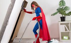 come pulire sotto letto contenitore, pulire sotto letto, pulizia sotto letto contenitore