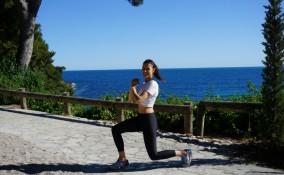 Obiettivo gambe e glutei di Giulia Calefato