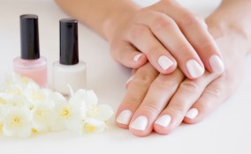 nail art, cerimonia, manicure elegante