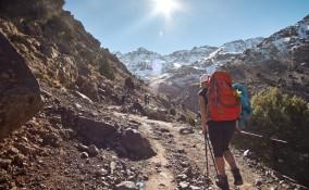trekking cosa portare, trekking zaino, trekking cosa mettere zaino