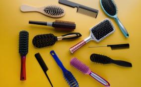 pulizia, pettini, spazzole