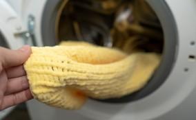 Lana in lavatrice