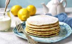 pancake, albumi, ricetta