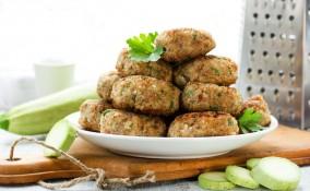 polpette di zucchine, ricette al forno, vegetariane