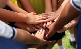 sport squadra bambini insicuri