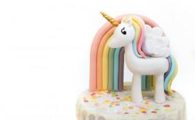 pony pasta di zucchero, torta pony