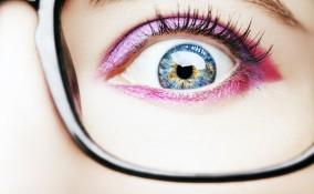occhiali monolente, trucco, dove acquistarli