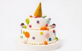 torta finta come si fa, torta finta fai da te, torta finta polistirolo