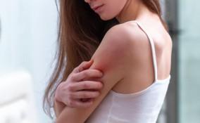 alleviare prurito dermatite