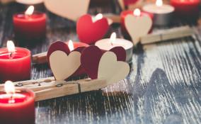 addobbi san valentino fai da te, decorazioni san valentino fai da te
