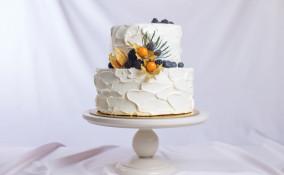 torte matrimonio decorate panna, torte nuziali decorate panna, torte matrimonio panna