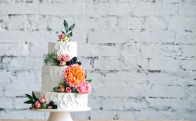 torte decorate panna fiori, torte decorate panna, torte decorate fiori