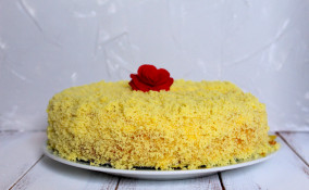 torta mimosa come decorare, decorare torta mimosa, torta mimosa